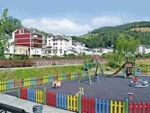 modélico parque infantil de Trevías