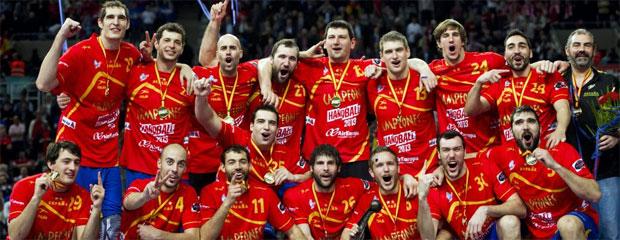 Equipo Nacional Espana Hoy el Equipo Nacional de