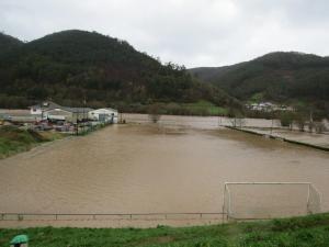 Campo de futbol de Trevías