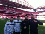 Nantes en Benfica