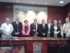 El actual gobierno de Valdés