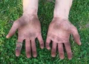 manos limpias