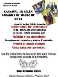 carnaval en Belén