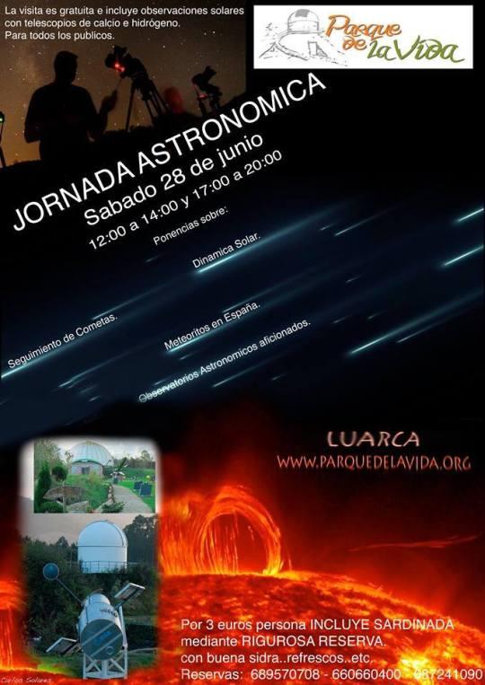 parque de la vida astronomia