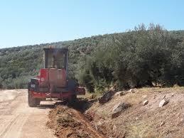 caminos obras