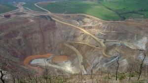 mina de oro en Boinas (Belmonte) El Comercio Digital)